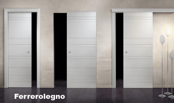 Porte scorrevoli quale scegliere meglio filo muro o ad incasso for Porta scorrevole leroy merlin