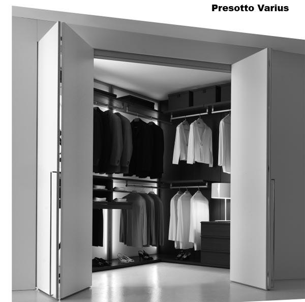 Idee per realizzare una cabina armadio social casa - Porte scorrevoli per cabina armadio ...