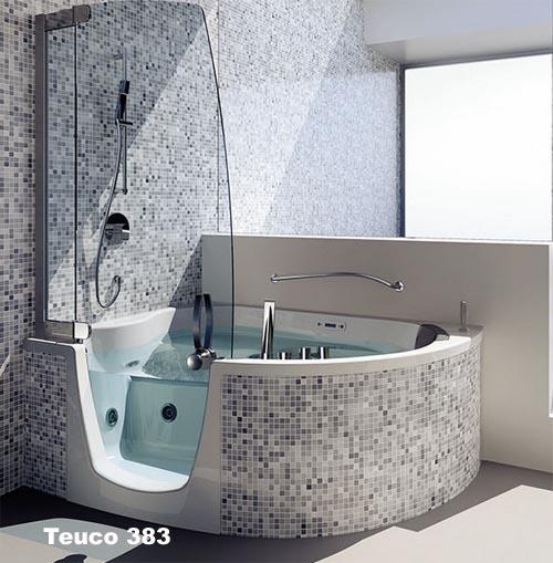 Vasche Da Bagno Combinate Piccole.Idee Per Vasche Idromassaggio Interne Per Il Bagno Di Casa Social Casa