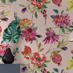 Carta da parati floreale e botanica Idee per Arredo